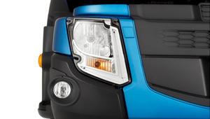 The new Volvo FE Make your working day brighter. And safer.
