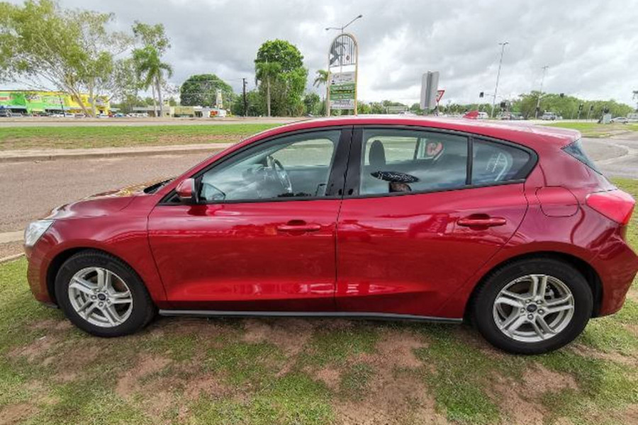 2019 MY19.25 Ford Focus SA Ambiente Hatchback