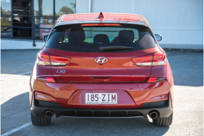 2019 Hyundai I30 PD.3 MY20 N Line Hatchback Image 4