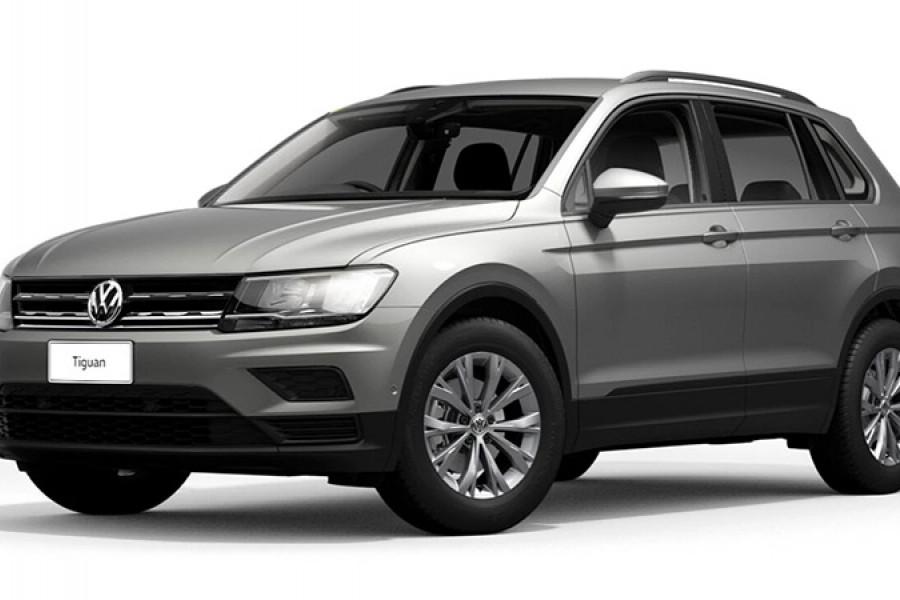 2020 Volkswagen Tiguan 110TSI Trendline