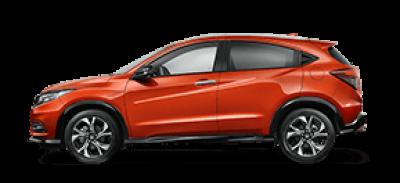 New Honda New HR-V