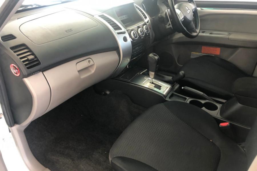 2013 Mitsubishi Challenger PB (KH) MY13 LS Wagon