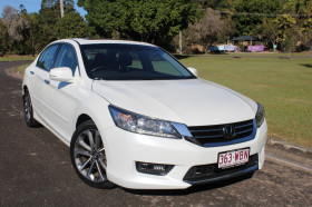 Honda Accord MY15 9t