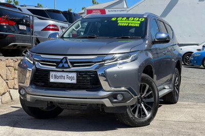2019 Mitsubishi Pajero Sport QE MY19 Exceed Suv
