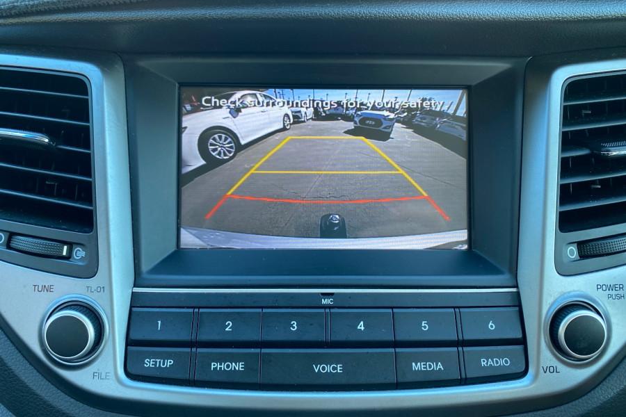 2015 Hyundai Tucson TL Active X Suv Image 11