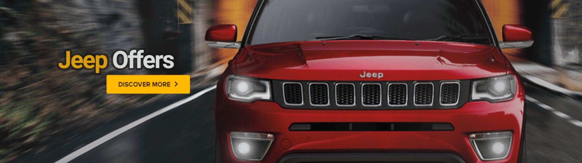 Jeep Offers Discover More