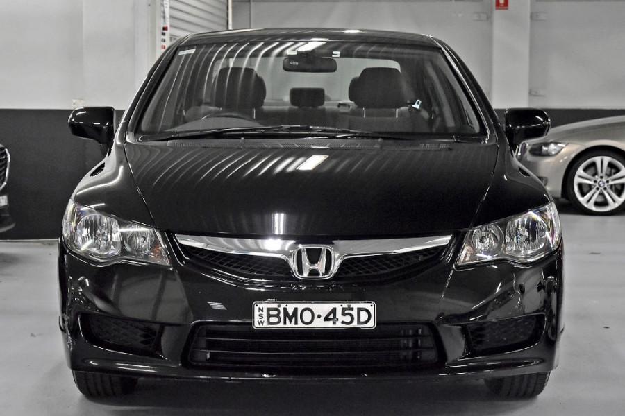 2009 Honda Civic VTi