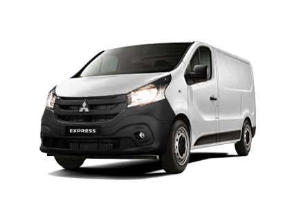 2020 MY21 Mitsubishi Express SN GLX SWB Manual Van