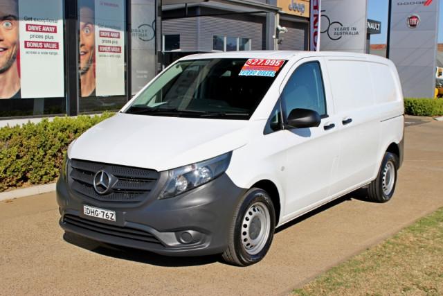 2016 Mercedes-Benz Vito 447 114BlueTEC Van