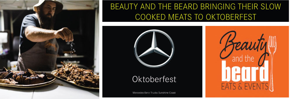 BEAUTY AND THE BEARD CATERING OKTOBERFEST