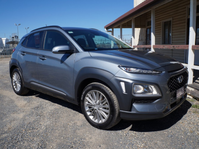 2017 MY18 Hyundai Kona OS Elite Wagon