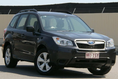 Subaru Forester 2.0D AWD S4 MY13