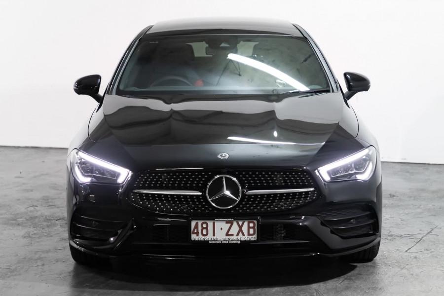 2019 Mercedes-Benz Cla-class CLA200