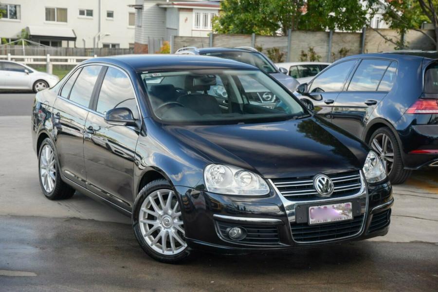 2008 Volkswagen Jetta 1KM MY08 FSI Tiptronic Sedan