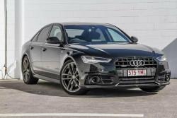 Audi A6 3.0 TDI Quattro Black Ed 4GL MY18
