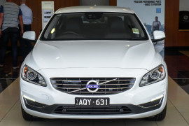 2017 Volvo S60 F Series T4 Luxury Sedan
