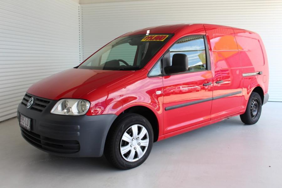 2008 Volkswagen Caddy 2KN 2KN Van Image 4