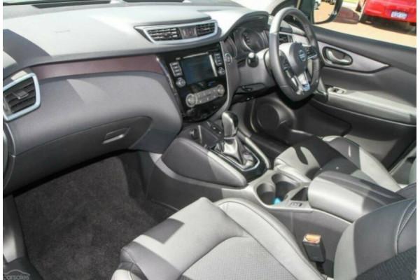 2021 MY20 Nissan Qashqai J11 Series 3 MY20 ST-L X-tronic Suv Image 3