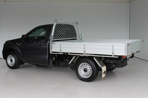 2018 Ford Ranger PX MKII 2018.00MY XL Cab chassis Image 4