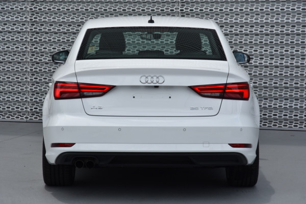 2018 MY19 Audi A3 8V MY19 35 TFSI Sedan Image 4