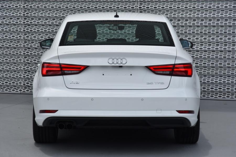 2018 MY19 Audi A3 8V MY19 35 TFSI Sedan