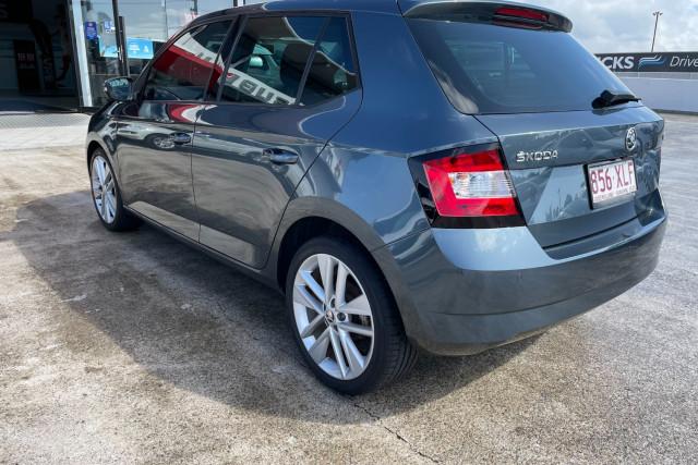 2017 Skoda Fabia NJ  81TSI Hatchback Image 5