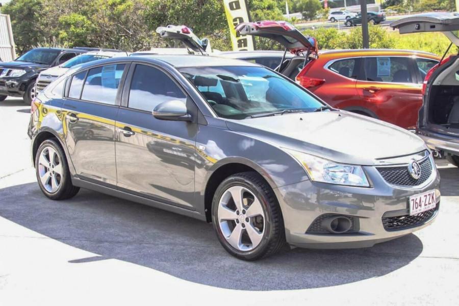2012 Holden Cruze JH MY12 Equipe Hatchback Image 5