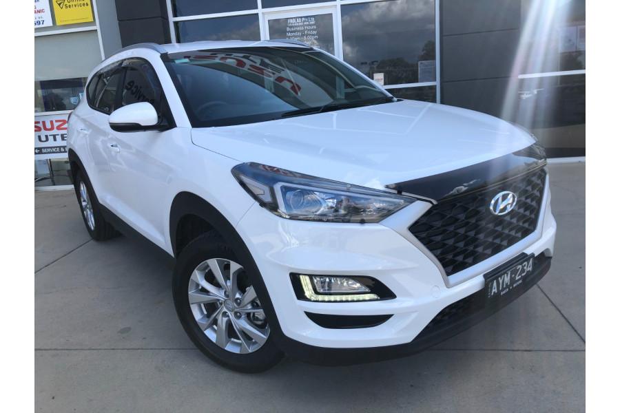 2018 MY19 Hyundai Tucson TL3 MY19 ACTIVE X Suv