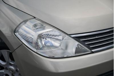 2008 Nissan Tiida C11 MY07 ST-L Sedan Image 3