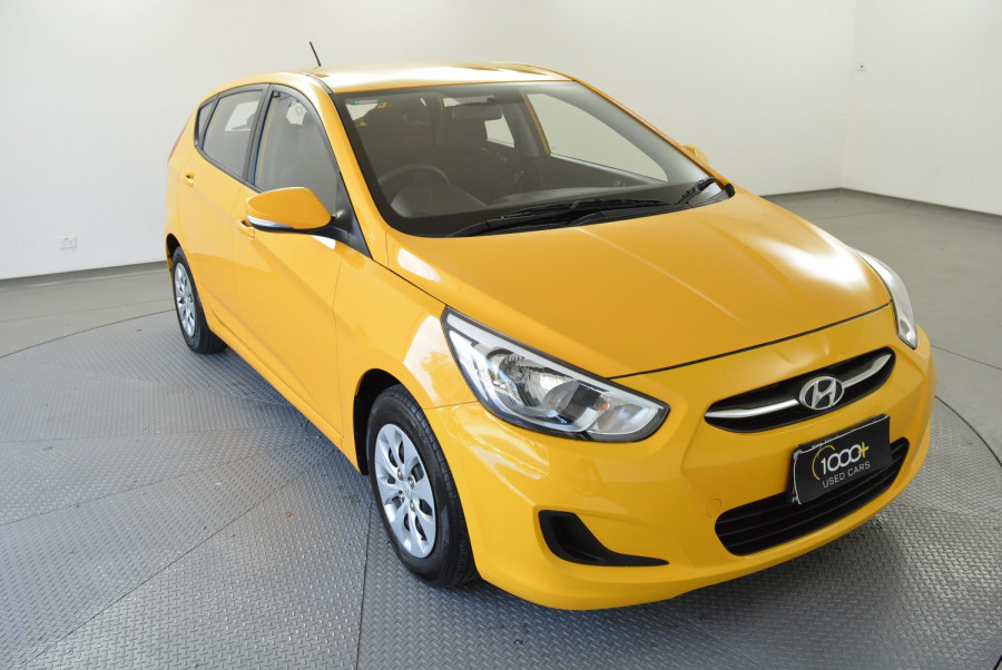2015 Hyundai Accent RB2 MY15 Active Hatchback Image 9