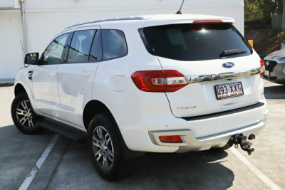 2017 Ford Everest UA Trend Suv Image 2