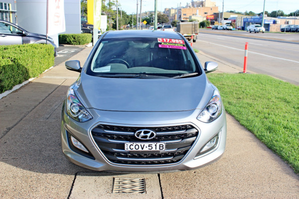 2015 MY16 Hyundai i30 GD3 Series II Active X Hatchback Image 3