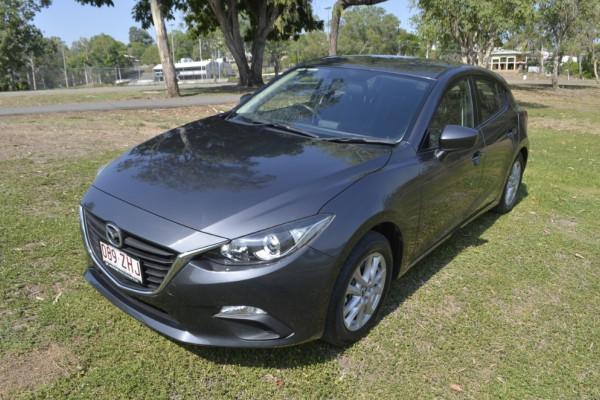 Mazda 3 Hatchback BM