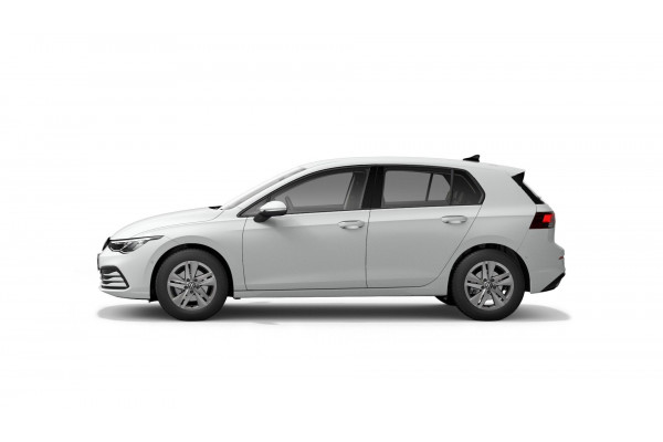 2021 Volkswagen Golf 8 110TSI Golf Wagon Image 2