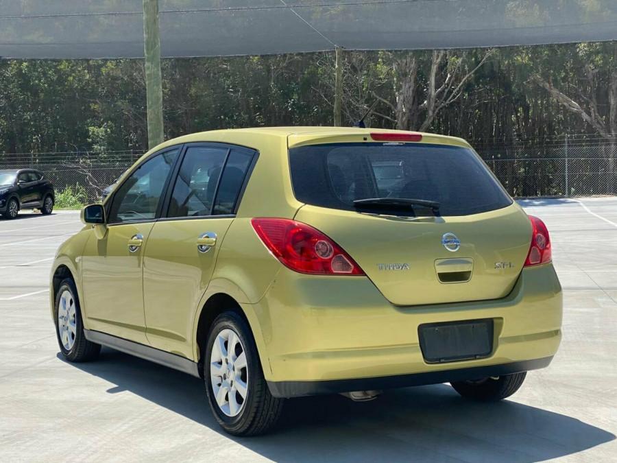 2008 MY07 Nissan Tiida C11 MY07 ST-L Hatchback Image 5