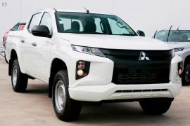 Mitsubishi Triton GLX Double Cab Chassis 4WD MQ