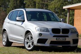 BMW X3 F25 MY0413