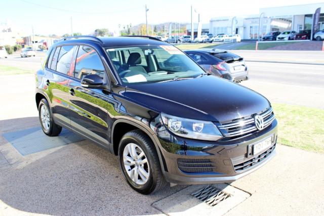 2015 Volkswagen Tiguan 5N 118TSI Suv Image 4