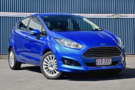 Ford Fiesta Sport WZ