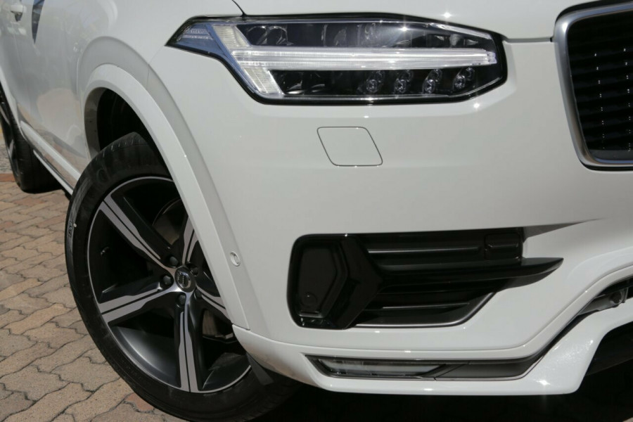 2018 MY19 Volvo XC90 L Series T6 R-Design (AWD) Suv Mobile Image 2