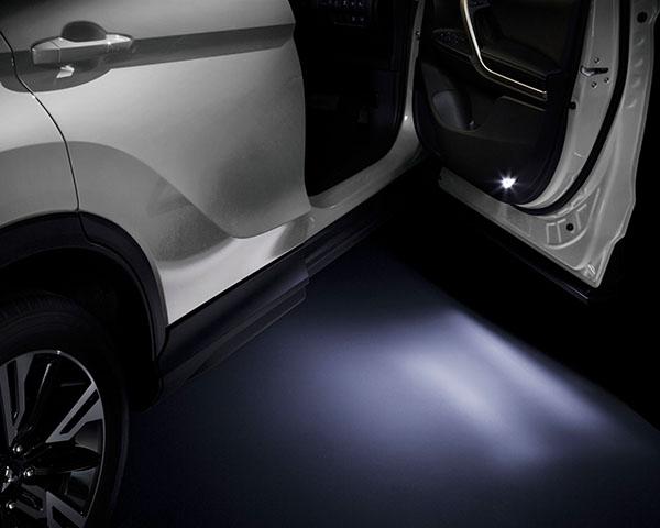 LED door opening illumination