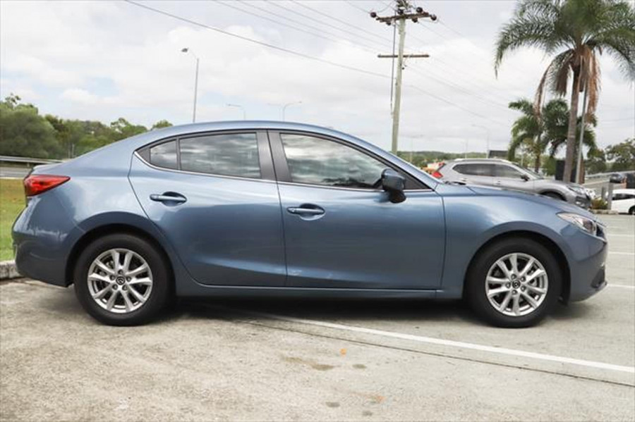 2016 Mazda 3 BM Series Touring Sedan Image 6