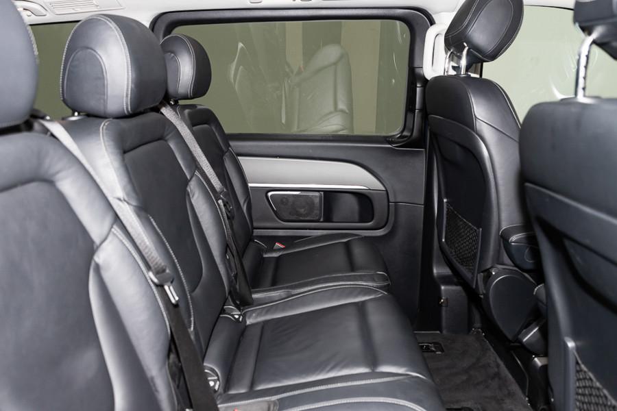2016 Mercedes-Benz V 250d Avantgarde Mwb