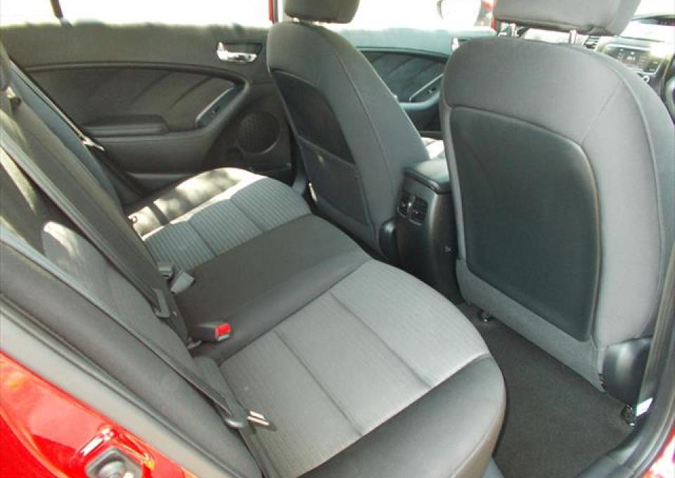 2013 Kia Cerato TD  Si Sedan