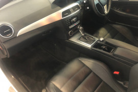 2013 Mercedes-Benz C Class C204 MY13 C250 Coupe Image 4