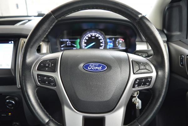 2017 Ford Ranger PX MkII XLT Dual cab