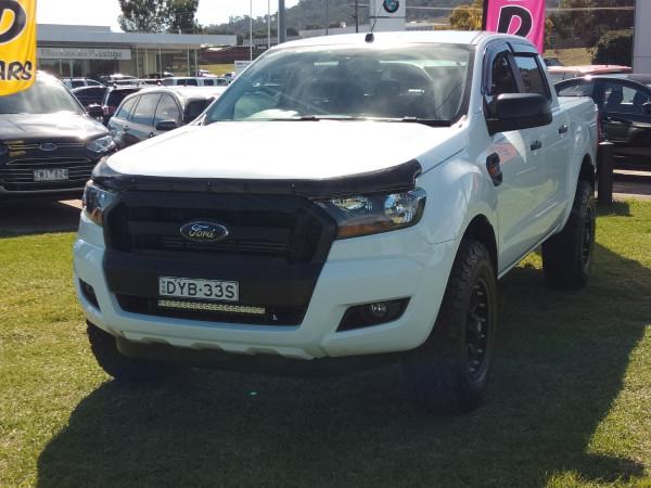 2017 Ford Ranger PX MKII XLS Utility