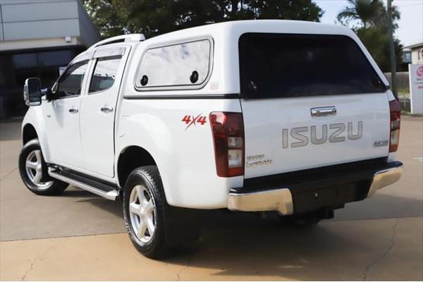 2015 Isuzu Ute D-MAX (No Series) MY15 LS-Terrain Utility Image 2