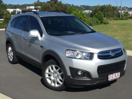 Holden Captiva Active CG  7