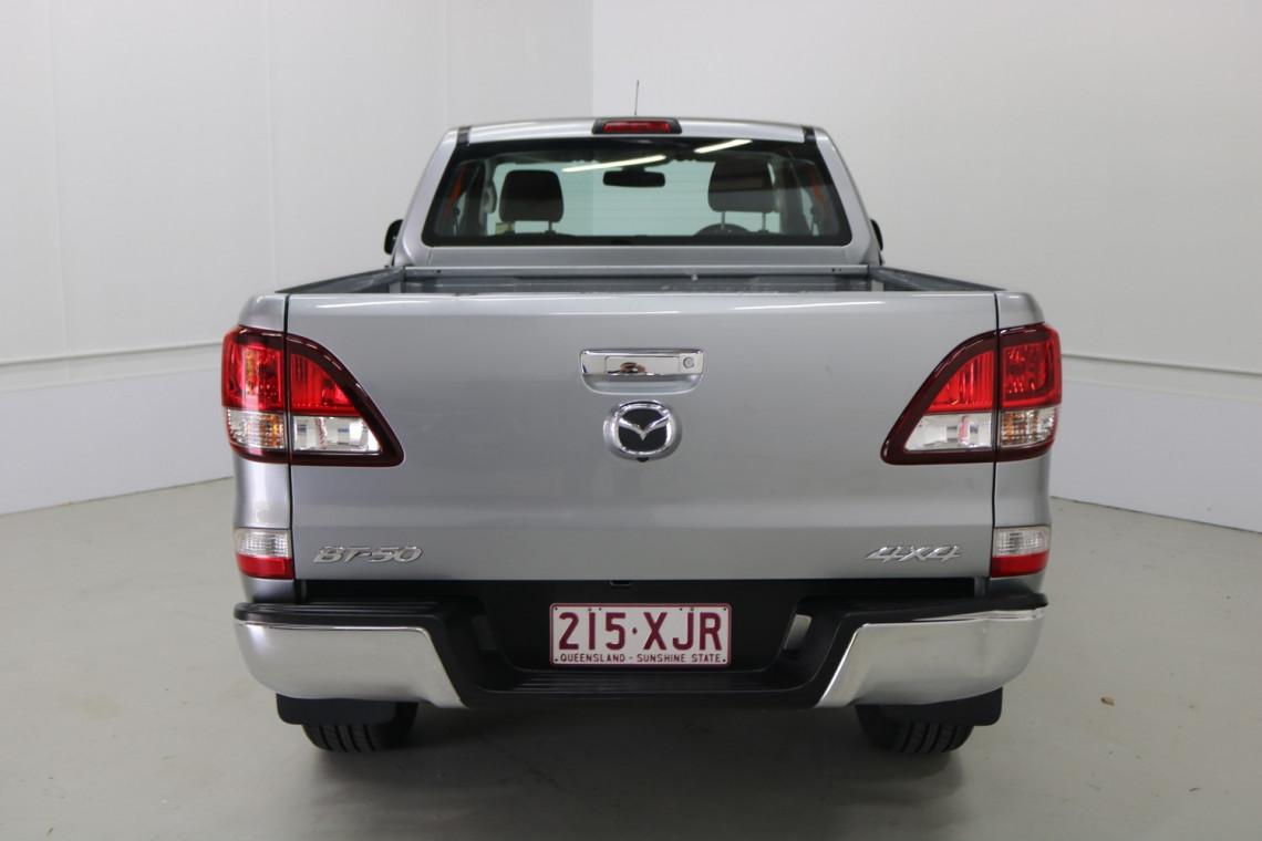 2016 Mazda BT-50 UR0YG1 XTR Utility